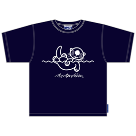 HAVODDER NAVY T-SHIRT