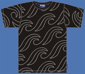 WAVES SORT T-SHIRT